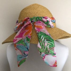 NWOT Lilly Pulitzer for Target Hat